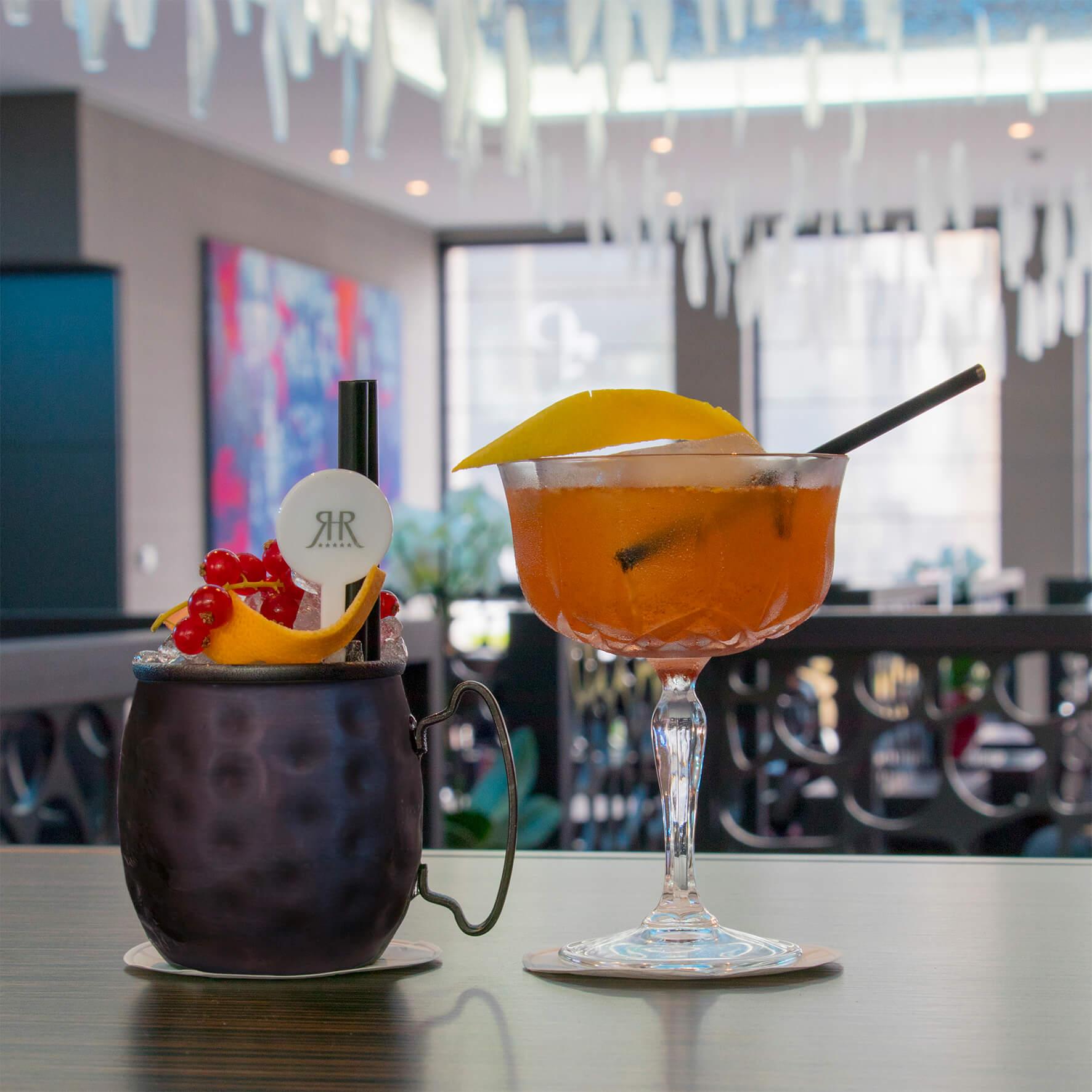 Cocktails signature du mois