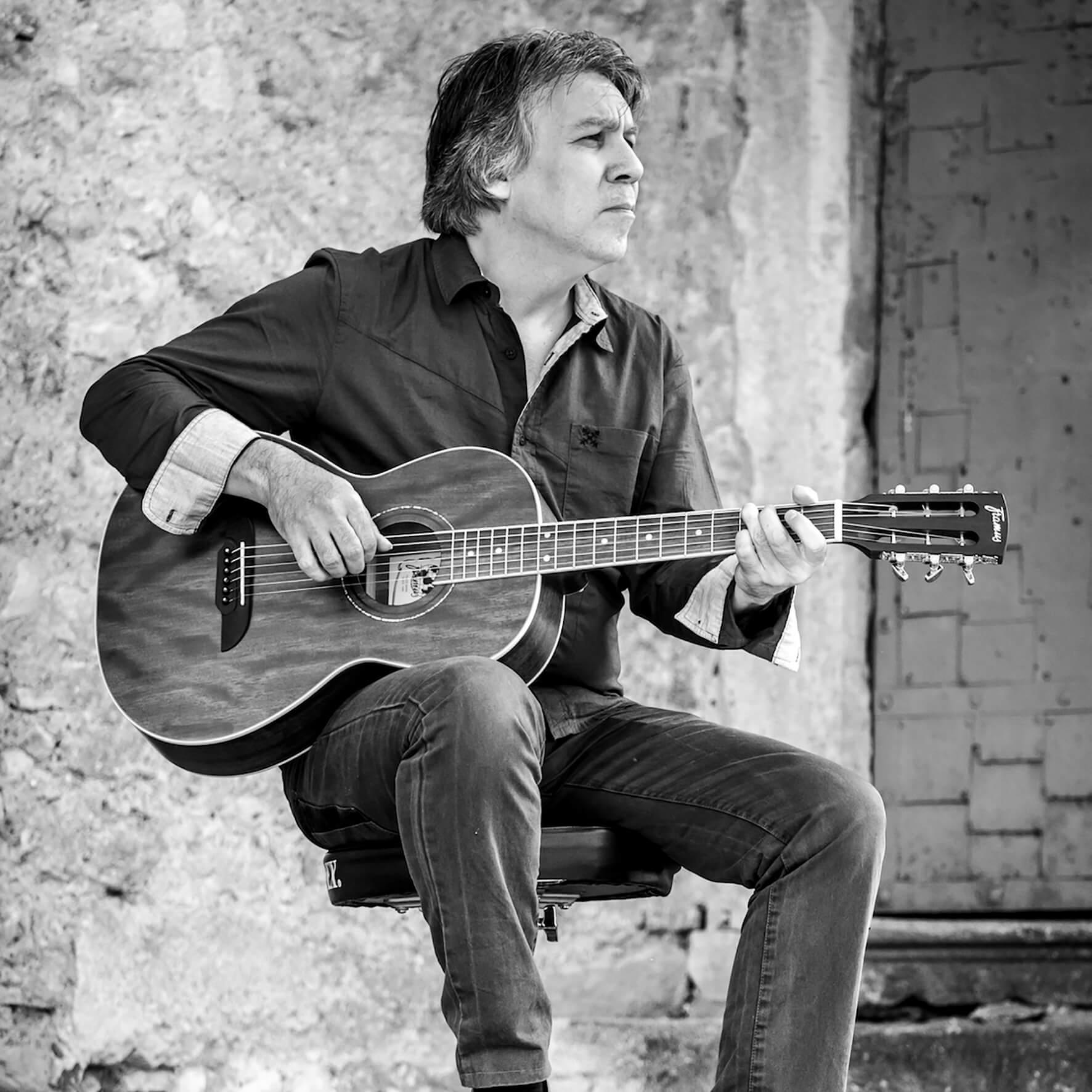 Jean-Pascal Boffo en concert acoutisque